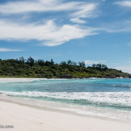 Anse Cocos beach 2