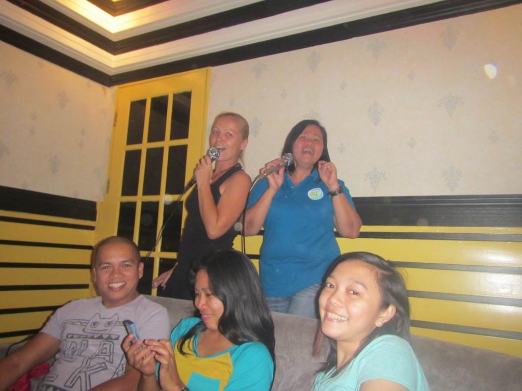 Karaoke :)