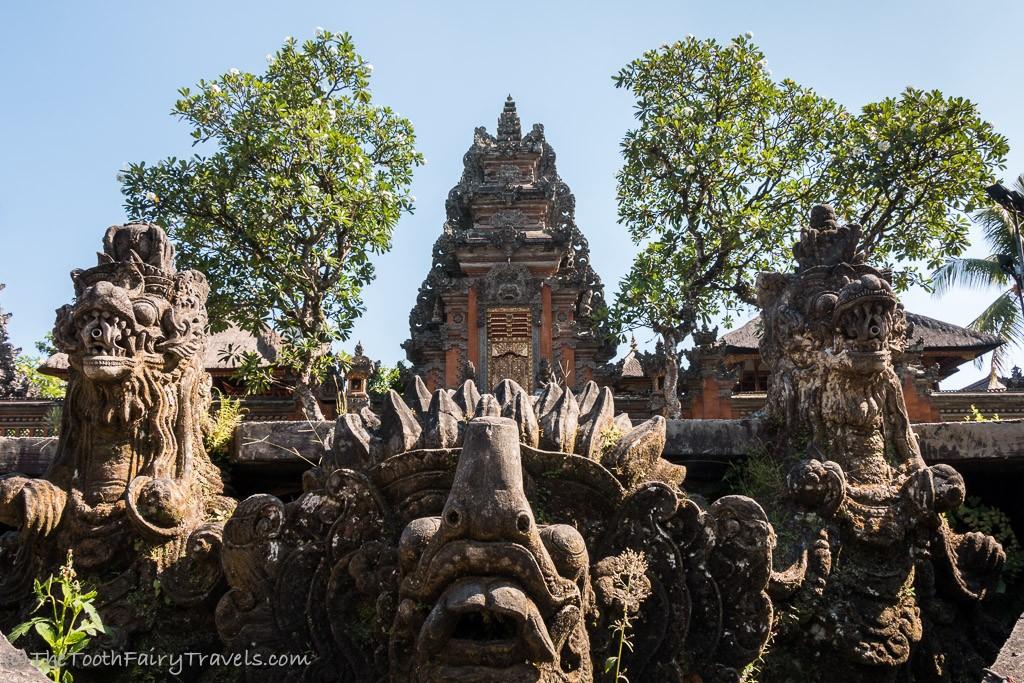 Ubud - Temple