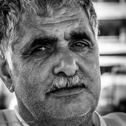 local arabic man