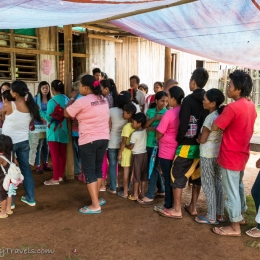 patients patiently waiting for admission