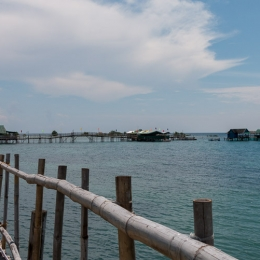 Pier near Argao