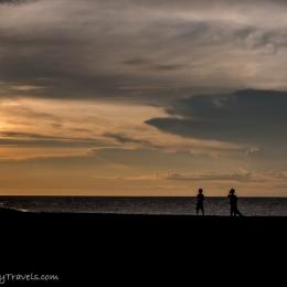 Sunset - Camiguin Island - Philippines